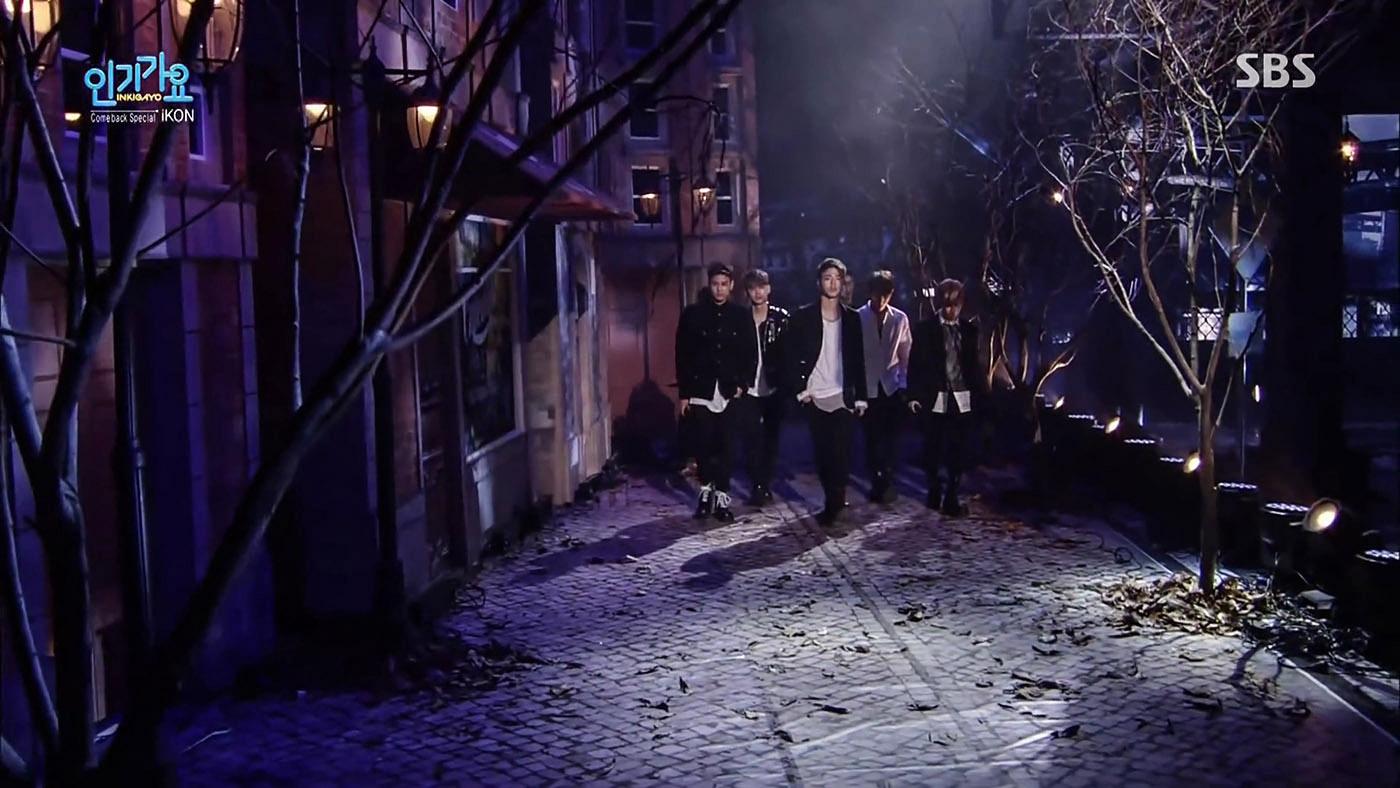 iKON_151129_SBS Inkigayo_지못미.mp4_000009079