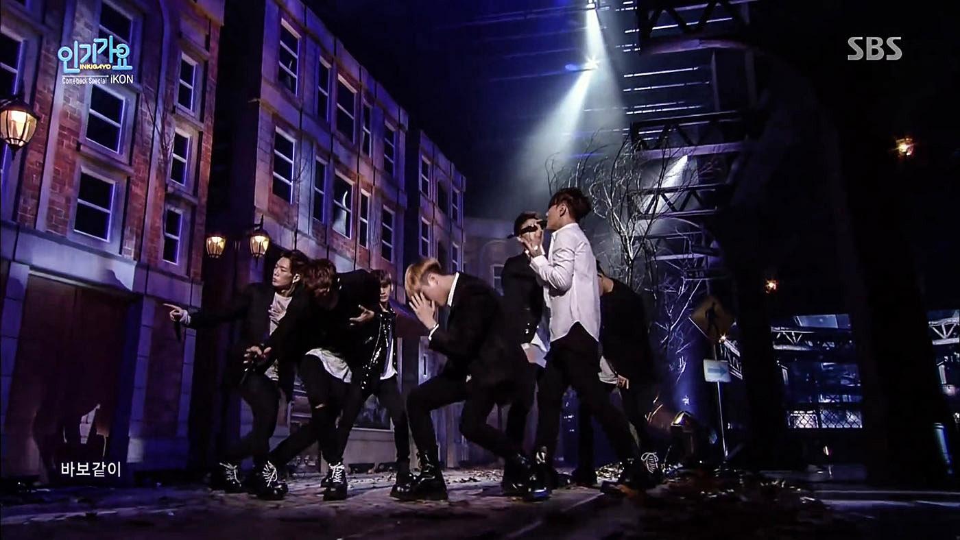 iKON_151129_SBS Inkigayo_지못미.mp4_000030462