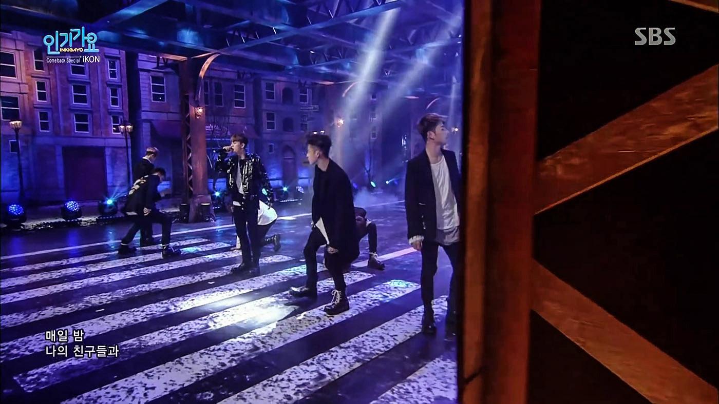 iKON_151129_SBS Inkigayo_지못미.mp4_000100712