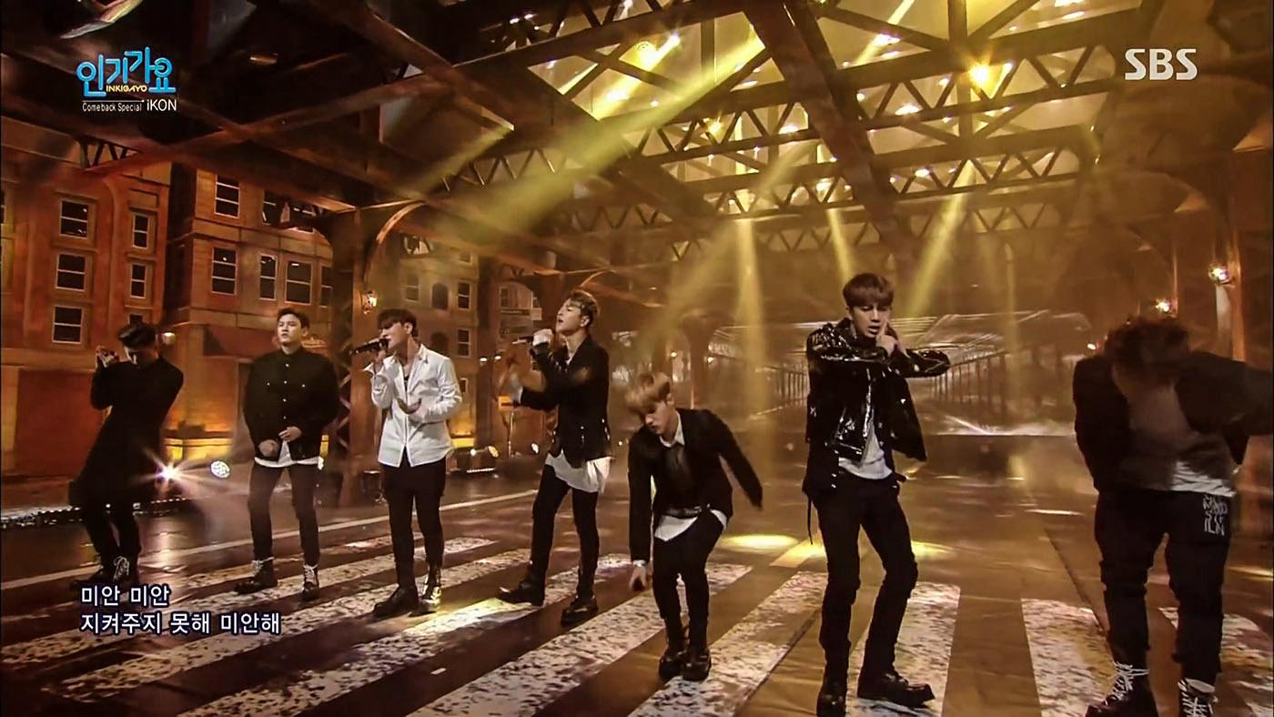iKON_151129_SBS Inkigayo_지못미.mp4_000199837