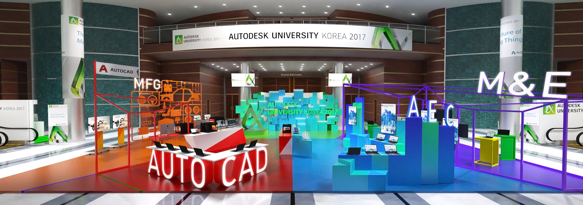 Autodesk University_EX _Rendering_11