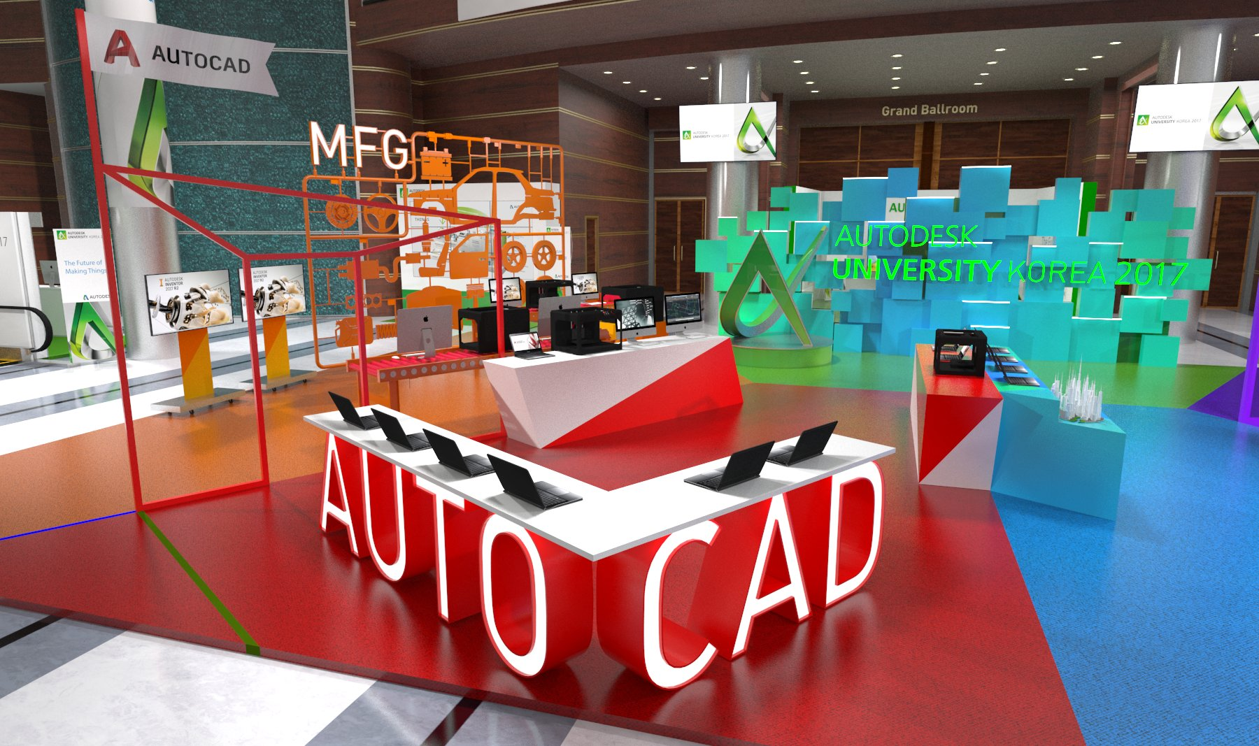 Autodesk University_EX _Rendering_27