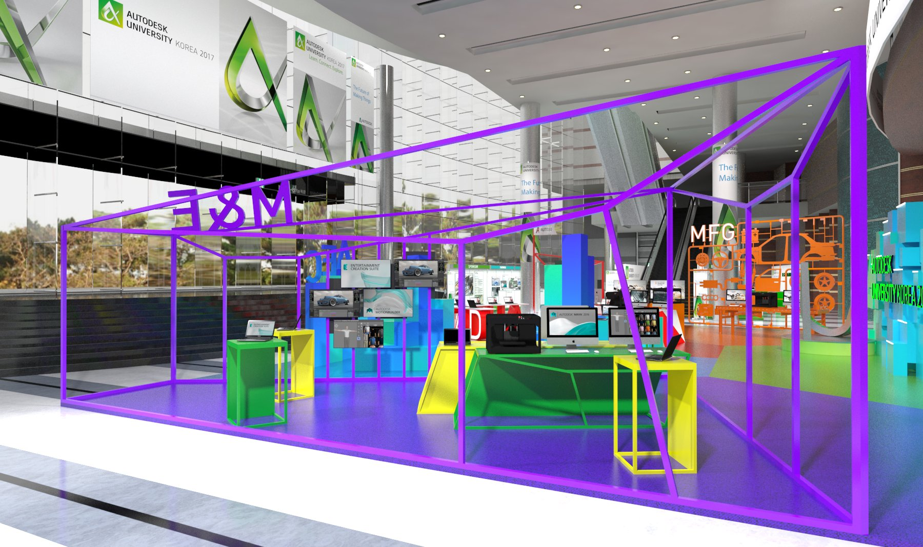 Autodesk University_EX _Rendering_28