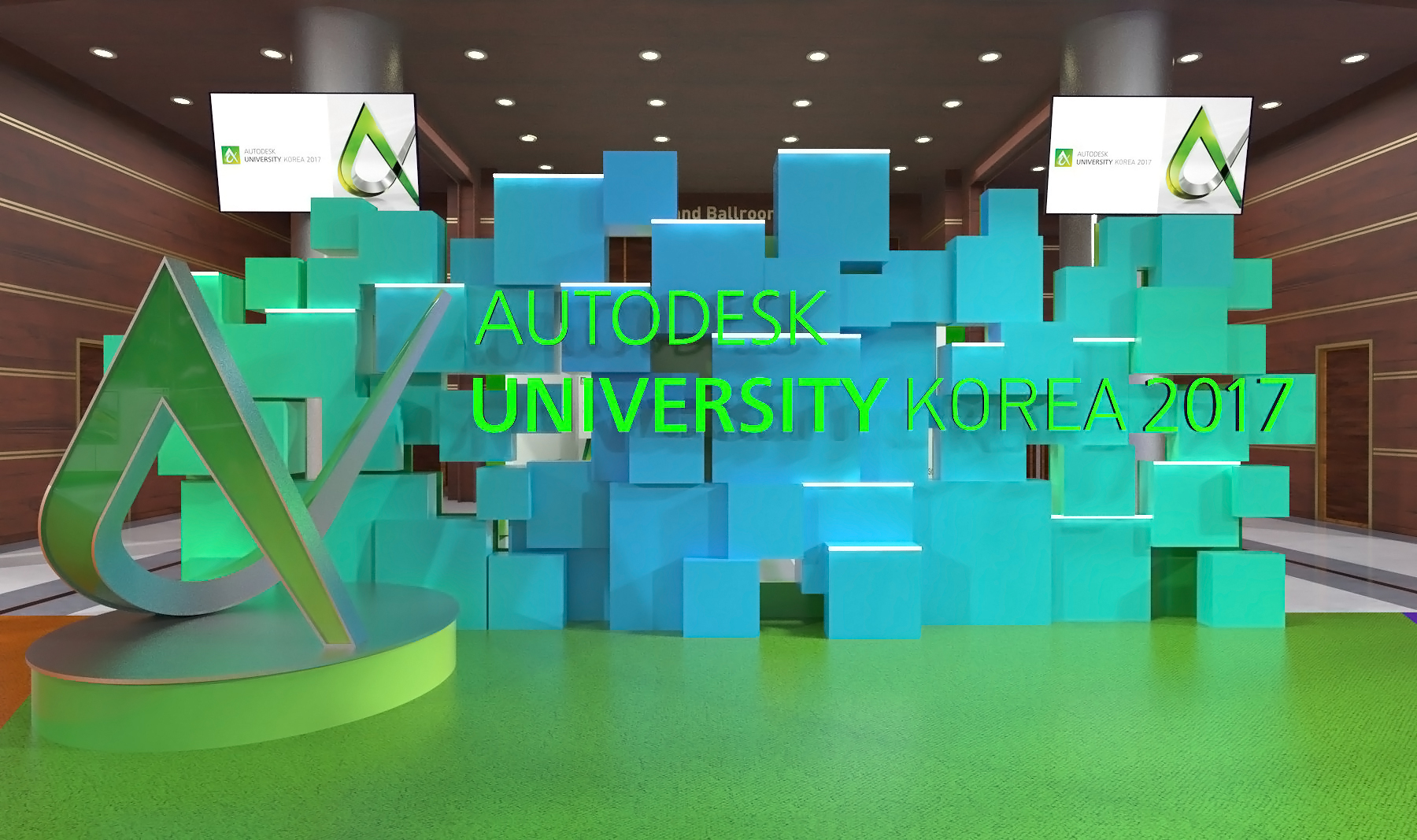 Autodesk University_EX _Rendering_29